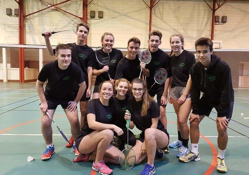 Championnats départementaux de Football et de badminton