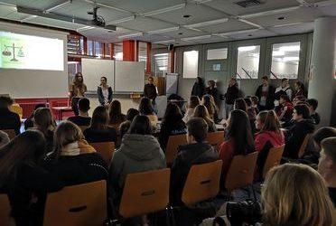 Les lycéens évronnais découvrent Fribourg et le fonctionnement du lycée franco-allemand