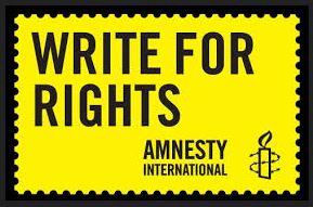 Write for Rights : Les terminales participent à une campagne 2020 d'Amnesty International